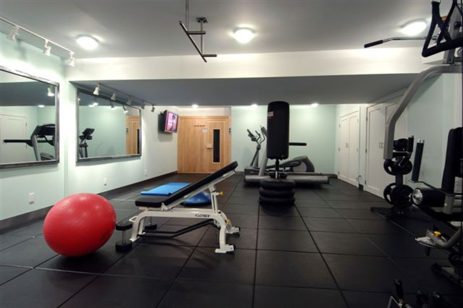 The Gym Design Gym Design